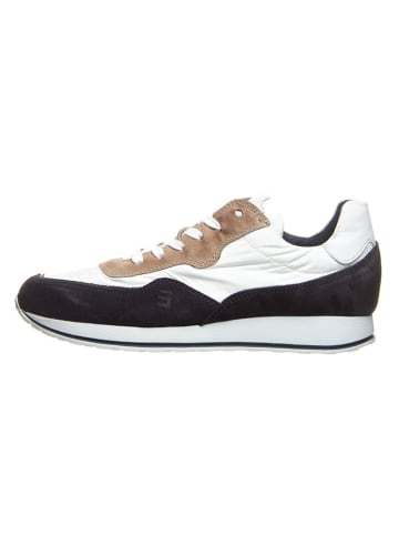 Cinque Sneakers donkerblauw/wit/lichtblauw