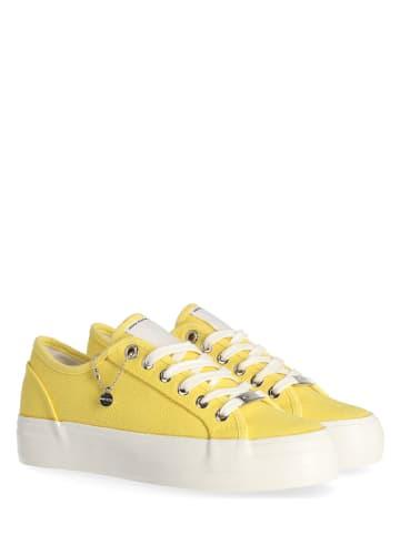 "Mexx Sneakers ""Elke"" geel"