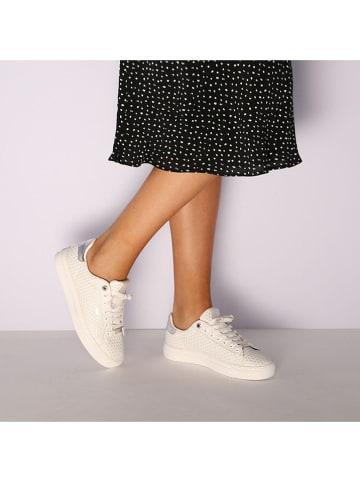 """Mexx Sneakersy """"Crista"""" w kolorze białym"""