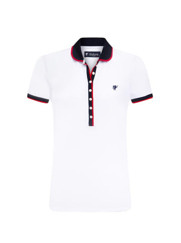 CULTURE CULTURE Poloshirts  in weiß