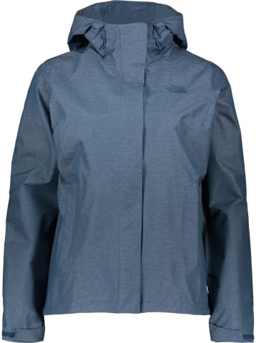 "The North Face Regenjas ""Venture 2"" blauw"