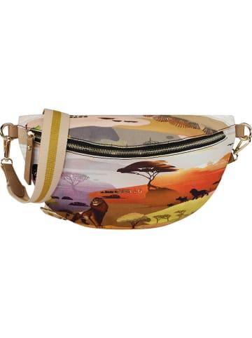 Codello Saszetka w kolorze beżowym - 34 x 19 cm