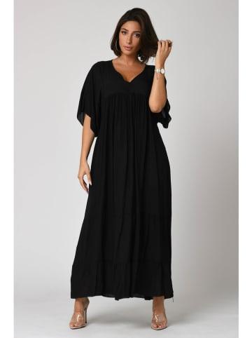 "Plus Size Fashion Kleid ""Liliane"" in Schwarz"