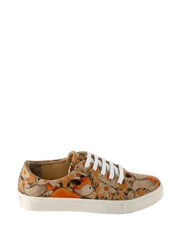 Streetfly Sneakers beige/meerkleurig