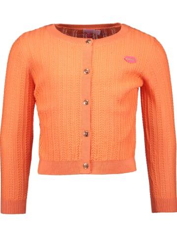 Kidz-Art Kardigan w kolorze pomarańczowym