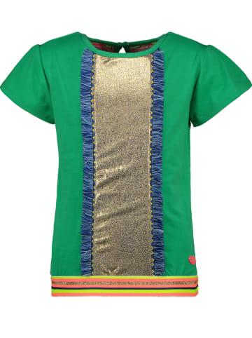 Kidz-Art Koszulka w kolorze zielonym