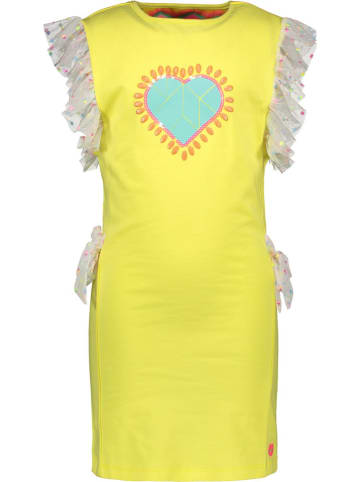 Kidz-Art Sukienka w kolorze żółtym