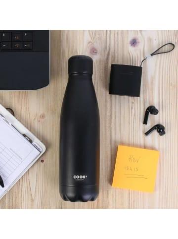 Garden Spirit Roestvrijstalen isoleerfles zwart - 500 ml