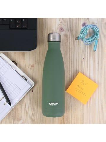 Garden Spirit Roestvrijstalen isoleerfles kaki - 500 ml