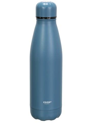 Garden Spirit Edelstahl-Isolierflasche in Blau - 500 ml