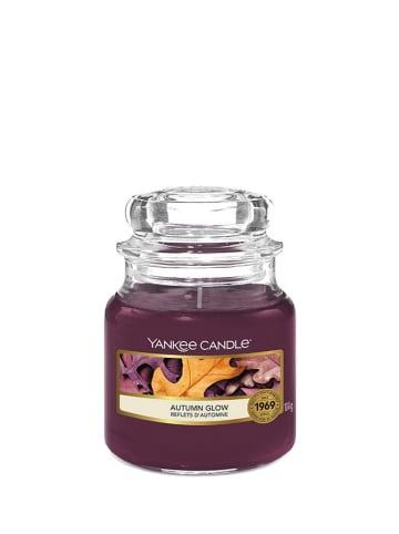 Yankee Candle Mała świeca zapachowa - Autumn Glow