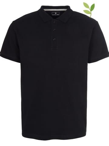 Elkline Poloshirt in Schwarz