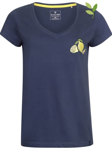 Elkline Shirt in Dunkelblau