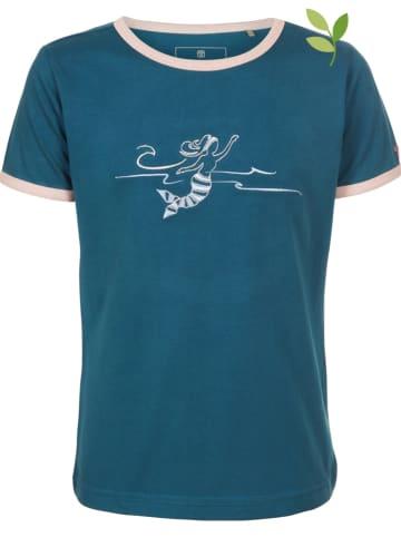 Elkline Shirt in Blau