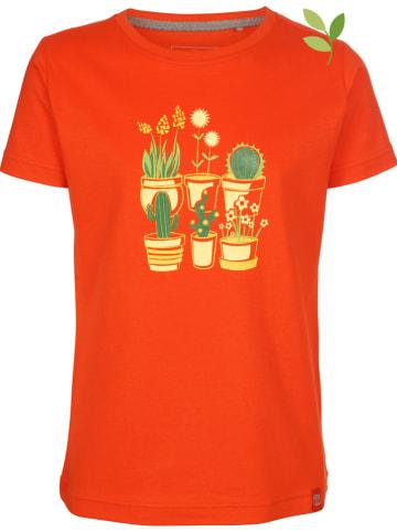 Elkline Koszulka w kolorze czerwonym