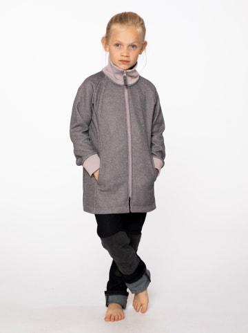 Elkline Fleece vest grijs