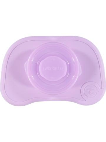 Twistshake 2-częściowy zestaw w kolorze fioletowym