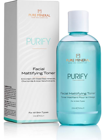 "PURE MINERAL Toner ""Purify Mattifying"", 250 ml"