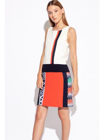 "Bleu Blanc Rouge Kleid ""Railey"" in Bunt"