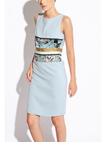 """Bleu Blanc Rouge Kleid """"Riviera"""" in Hellblau"""