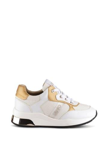 Liu Jo Sneakersy w kolorze kremowym