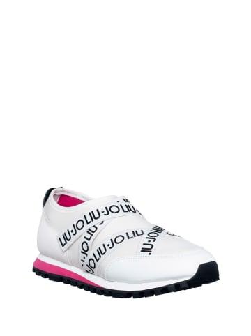 Liu Jo Sneakersy w kolorze białym