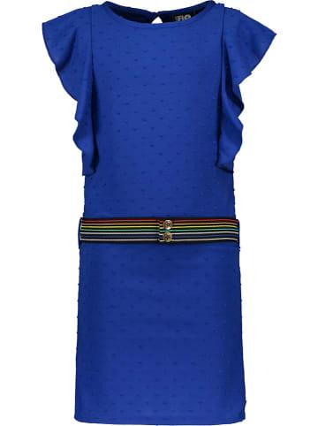 Like Flo Sukienka w kolorze niebieskim