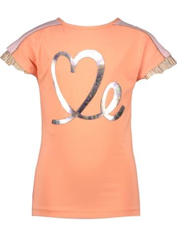 NONO Shirt in Koralle/Rosa