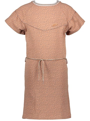 NONO Kleid in Hellbraun
