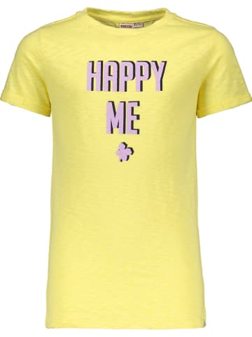 Street Called Madison Shirt geel
