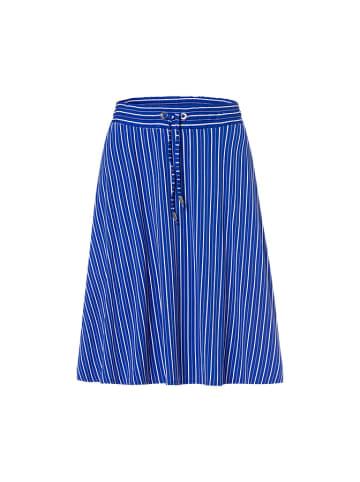 Olsen Spódnica w kolorze niebiesko-białym