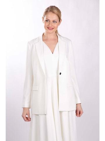 Mexx Blezer w kolorze białym