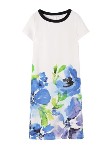 TATUUM Sukienka w kolorze białym ze wzorem