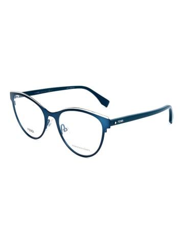 """Fendi Oprawki """"FF0278"""" w kolorze niebieskim"""