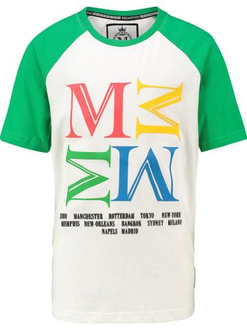 "VINGINO MEMPHIS Shirt ""Heroy"" wit"