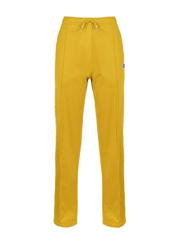 """Arena Spodnie sportowe """"Relax IV Team"""" w kolorze żółtym"""