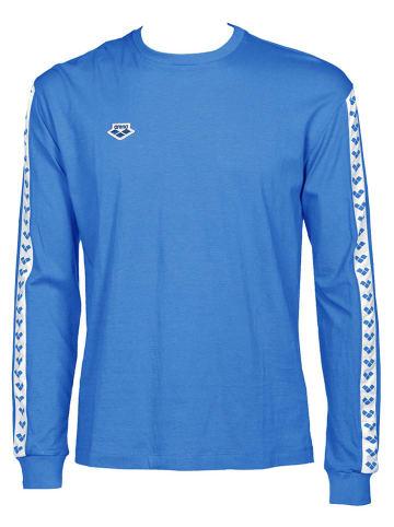 """Arena Koszulka """"Team"""" w kolorze niebieskim"""