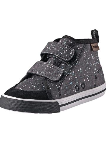 """Reima Sneakersy """"Huvitus"""" w kolorze czarnym"""