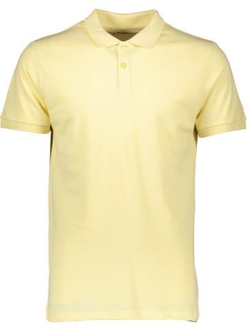 Mexx Koszulka polo w kolorze żółtym