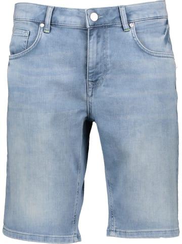 Mexx Szorty dżinsowe w kolorze niebieskim