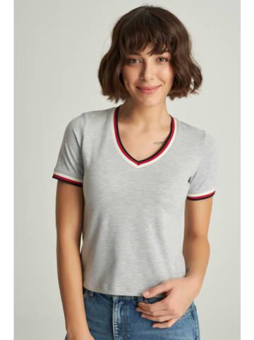 Mexx Shirt lichtgrijs