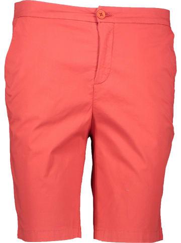 Mexx Short - slim fit - rood