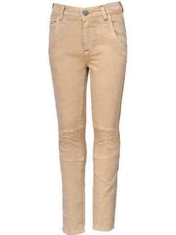 Mexx Spodnie w kolorze beżowym