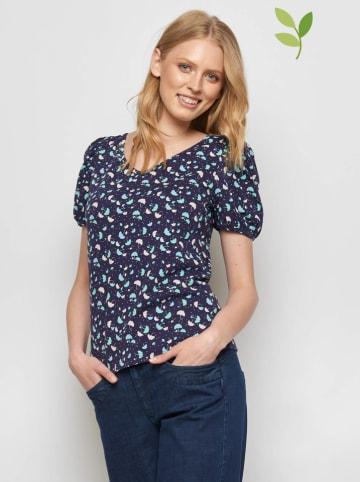 """Tranquillo Shirt """"Saram"""" donkerblauw"""