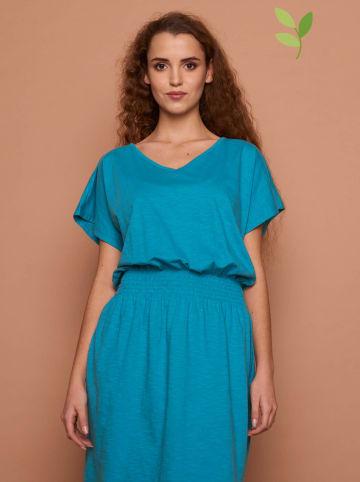 """Tranquillo Sukienka """"Zuri"""" w kolorze niebieskim"""