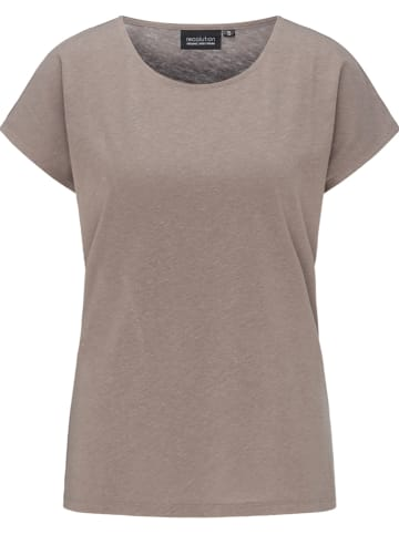 Recolution Shirt in Taupe