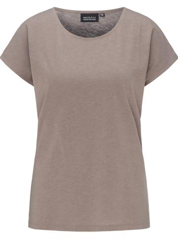 Recolution Shirt taupe