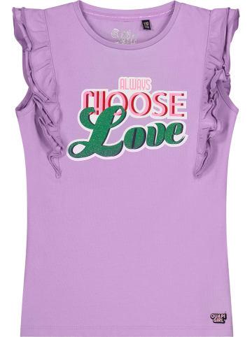Quapi Shirt lila