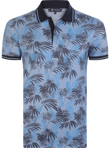 GIORGIO DI MARE Koszulka polo w kolorze niebieskim