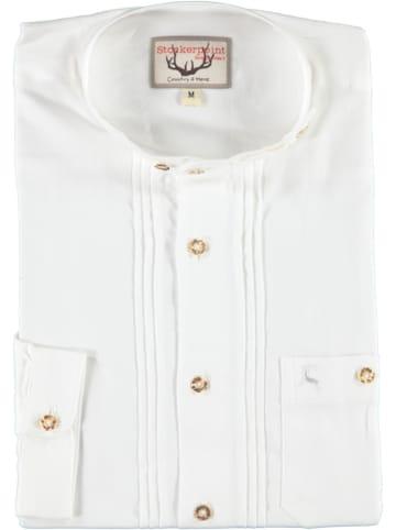 Stockerpoint Trachtenhemd in Weiß